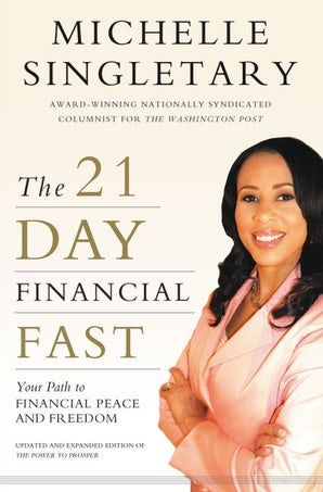 The 21-Day Financial Fast book image