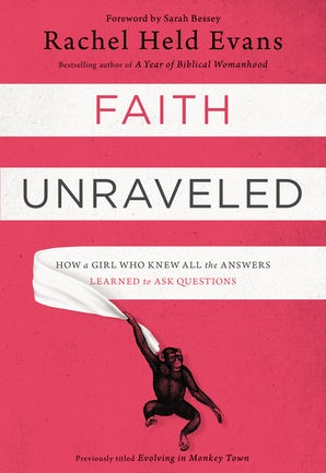 Faith Unraveled book image