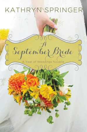 A September Bride eBook DGO by Kathryn Springer