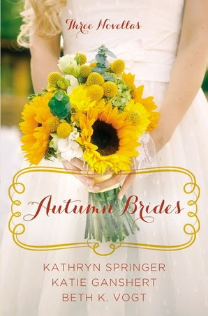Autumn Brides Paperback  by Kathryn Springer