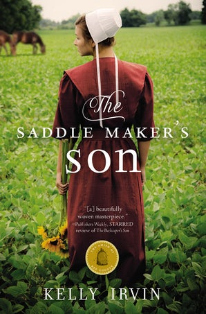The Saddle Maker's Son Paperback  by Kelly Irvin