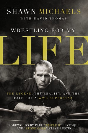 Wrestling for My Life book image
