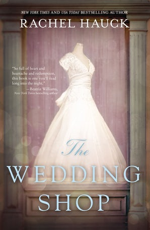 The Wedding Shop Paperback  by Rachel Hauck