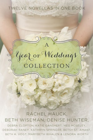 A Year of Weddings book image