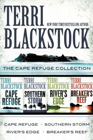 The Cape Refuge Collection eBook DGO by Terri Blackstock