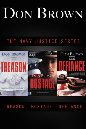 The Navy Justice Collection eBook DGO by Don Brown