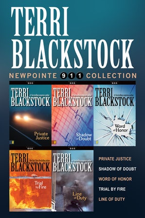 The Newpointe 911 Collection eBook DGO by Terri Blackstock
