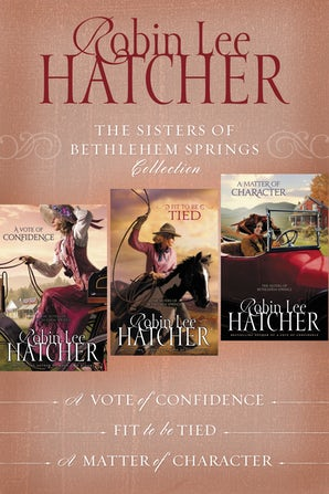 The Sisters of Bethlehem Springs Collection eBook DGO by Robin Lee Hatcher