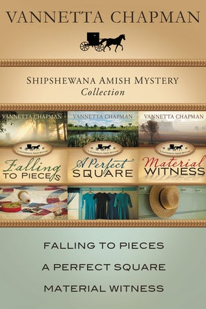 The Shipshewana Amish Mystery Collection eBook DGO by Vannetta Chapman
