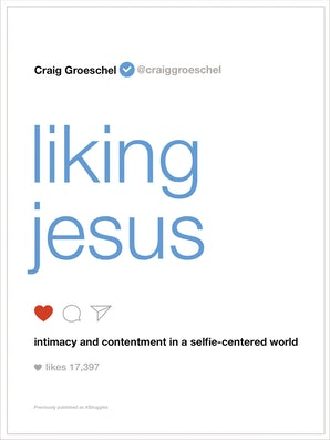 Liking Jesus book image
