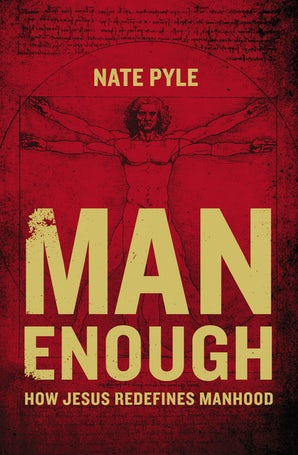 Man Enough book image