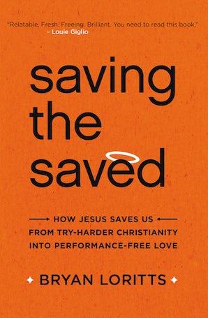 Saving the Saved book image
