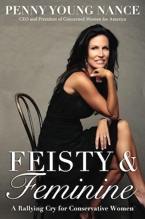 Feisty and Feminine book image