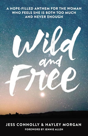 Wild and Free book image