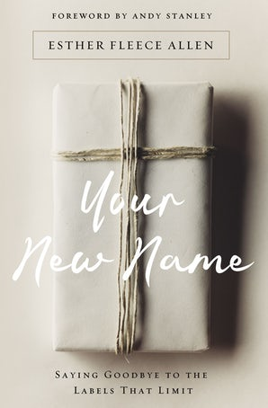 Your New Name book image