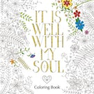 It Is Well with My Soul Adult Coloring Book