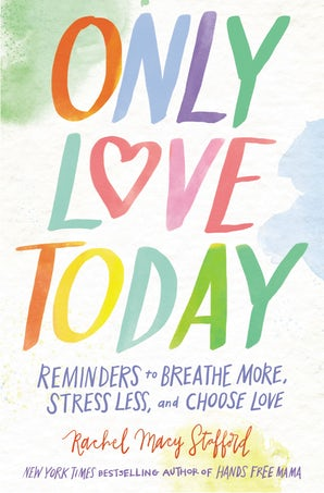 Only Love Today book image