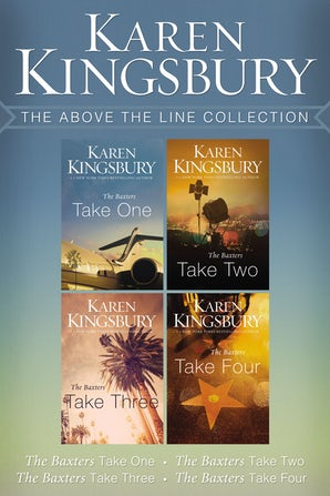 The Above the Line Collection eBook DGO by Karen Kingsbury