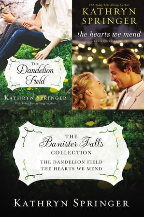 The Banister Falls Collection eBook DGO by Kathryn Springer