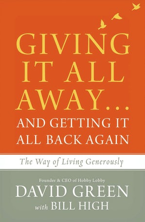 Giving It All Away…and Getting It All Back Again book image