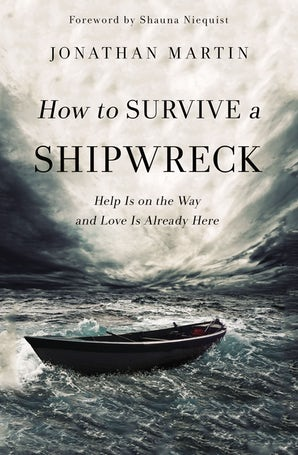 How to Survive a Shipwreck book image