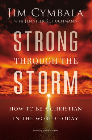 Strong through the Storm book image