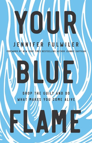 Your Blue Flame book image