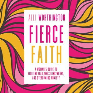 Fierce Faith book image