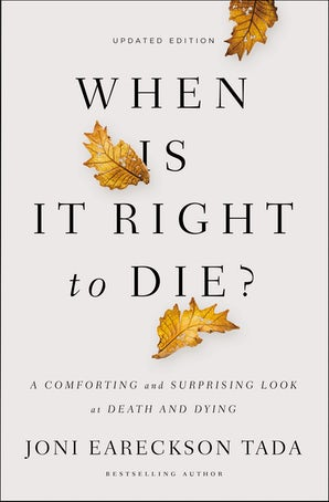 When Is It Right to Die? book image