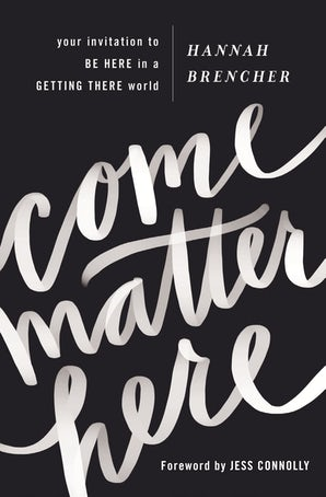Come Matter Here book image