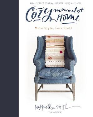 Cozy Minimalist Home book image