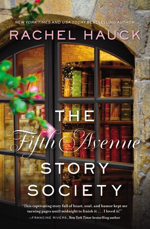 The Fifth Avenue Story Society Paperback  by Rachel Hauck