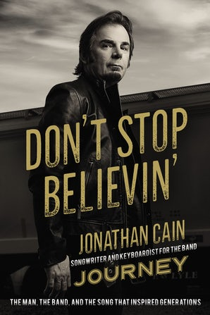 Don't Stop Believin' book image
