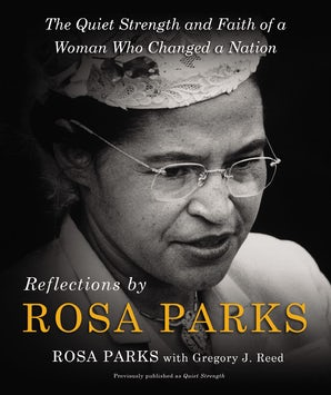 Reflections by Rosa Parks book image