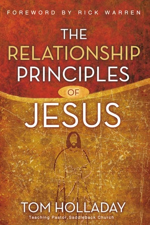 The Relationship Principles of Jesus book image