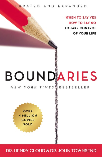 Image result for boundaries book cover