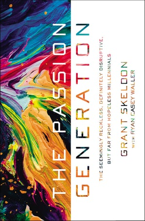 The Passion Generation book image