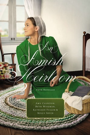 An Amish Heirloom Paperback  by Amy Clipston