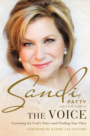 The Voice book image