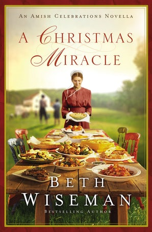 A Christmas Miracle eBook DGO by Beth Wiseman