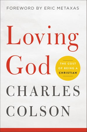 Loving God book image