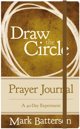 Draw the Circle Prayer Journal