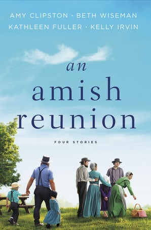 An Amish Reunion Paperback  by Amy Clipston
