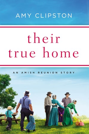 Their True Home eBook DGO by Amy Clipston