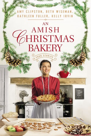 An Amish Christmas Bakery Paperback  by Amy Clipston