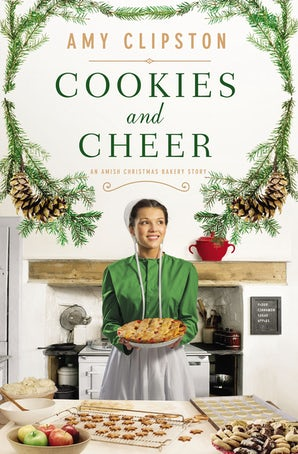 Cookies and Cheer eBook DGO by Amy Clipston