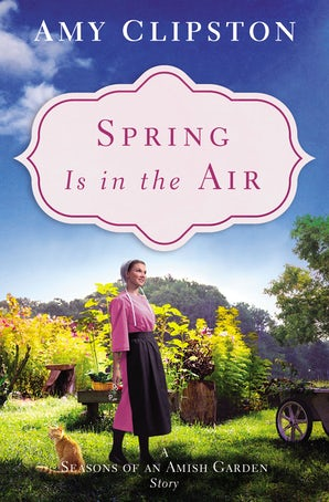 Spring Is in the Air eBook DGO by Amy Clipston