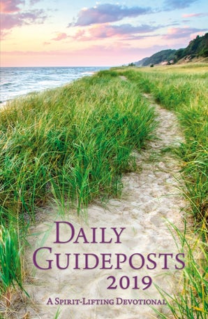Daily Guideposts 2019 book image