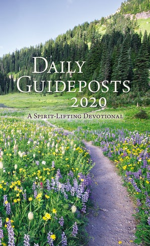 Daily Guideposts 2020 book image
