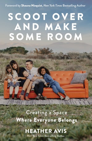 Scoot Over and Make Some Room book image